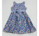 Polo Ralph Lauren Dress Multi-Coloured Size: 5 - 6 Years