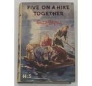 Five on a Hike Together - First Edition