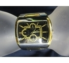Orlando Watch Two Tone Mettalics Size: 18 cm