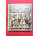 R Caldecott's First Collection of Pictures & Songs