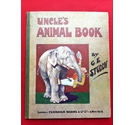 Uncle's Animal Book by G E Studdy