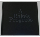 A Rake's Progress - with Sixteen Etchings by David Hockney
