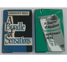 Goronwy Rees - A Bundle of Sensations and A Chapter of Accidents - Two Volumes