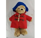 Bear With Red Jacket And Blue Hat