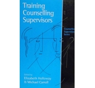 Training counselling supervisors