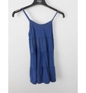 BNWT Fat Face Sundress Blue Size: 8 - 9 Years
