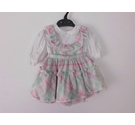 BNWT Miss Quality Summer Dress Green Size: 2 - 3 Years