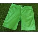 Boden shorts smart summer sun 14 cotton fitted tailored bright green Size: 34""