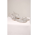 Primavera NEW Shoes Sandals Sparkly Silver Size: 6