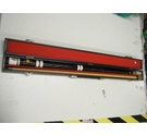 BCE Number 9 Snooker Cue Multi-coloured Size: N/A