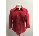 Wash 2 wear Suede jacket Red Size: S