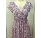 Vera Wang Dress Lavender Size: XS
