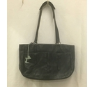 Radley Tote with Dust Bag Leather Shoulder Bag Black Size: M