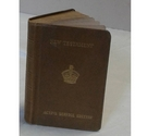 The New Testament of Our Lord and Saviour Jesus Christ (Naval and Military Bible Society)
