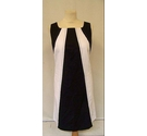 Marks Spencer Dress Mono Size: 16