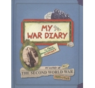 'My Secret War Diary: My History of the Second World War by Flossie Albright', childrens education