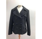 Paul Costelloe Jacket Black Size: 14
