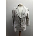 Per Una Summer Jacket Light Grey Size: 18