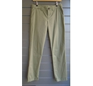 Gap High Rise Straight Khakis Olive Green Size: 30""