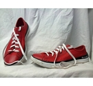 Converse All Star Sneakers Red and black Size: 9