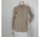 Burberry Classic Shirt Beige Size: 4