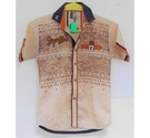 Dolphin DG True Vintage High-Detail Shirt Blues & Oranges Size: 9 - 10 Years