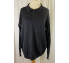 Loxley Long Sleeved Sweater Grey Size: XL
