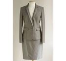 Next Jacket and Skirt Suit Brown Size: 12