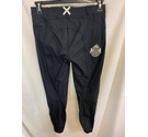 John Whitaker Womens Breeches with detail Black Size: 10