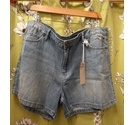 Marks and Spencer Size 18 Shorts Brand New Light Denim Size: XL