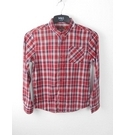 Ben Sherman Long Sleeved Checked Shirt Red Size: 12 - 13 Years