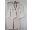 Autograph Suit Jacket and Trousers Pink Size: 8