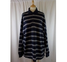 Essentials Long Sleeved Jumper Navy Blue Size: XL