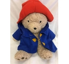 Paddington Bear Large 17-22 Soft Plush Toy P&Co Ltd 2010