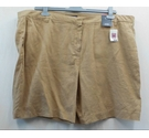 M&S Marks & Spencer shorts camel Size: XL