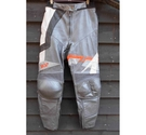 MQP Motorcycle Trousers Grey Size: S