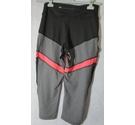 Crane new fitness capri pants black Size: S