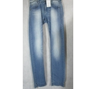 Azerty straight leg jeans blue Size: S