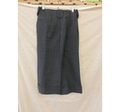 Oasis Dark Grey women shorts Dark Grey Size: 34""
