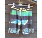 Quiksilver board/swim shorts multicoloured Size: 7 - 8 Years