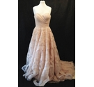 BNWT - Watters - DAWN -US 2- A-Line Wedding Dress - Oyster