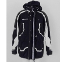 Jean-Claude Killy Limited Edition Ski Jacket Black & White Size: L