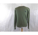 Bench Round neck pullover Green Size: L