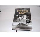 A Silent Death (SIGNED COPY), By Peter May