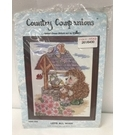 Country Companions, Let's all Wish Cross Stitch