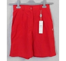 Mary Fine ladies shorts red Size: 38""