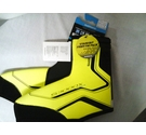 Shimano large shoe cover bright yellow Size: 11