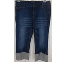 East Coast Jeans Blue Size: 40""