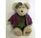 "Boyds Best Dressed Bear Series, Zinny Beardeaux 12"" (Retired)"