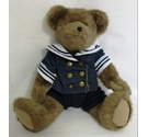 "Boyds Bears Bessed Dressed ""Andrew K Bridgeport"" (Retired)"